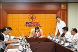 Công ty Điện lực Hải Dương tiếp Đoàn đại biểu Quốc hội tỉnh