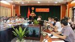 EVN làm việc với tỉnh Hải Dương về những dự án truyền tải điện tại địa phương