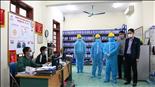 Công ty Điện lực Hải Dương thăm hỏi động viên người lao động trong tâm dịch thành phố Chí Linh