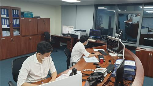 PC Hải Dương vượt qua bão dịch COVID-19