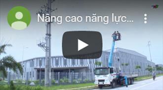 Nâng cao năng lực cung cấp điện