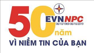 EVNNPC Nửa thế kỷ hình thành và phát triển