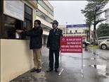 PC Hải Dương: quyết liệt phòng chống dịch nCoV