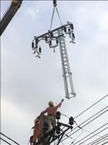Điện lực Tứ Kỳ tích cực chủ động trong việc xử lý vi phạm HLLĐCA