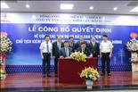 Công bố Quyết định về công tác cán bộ tại PC Hải Dương